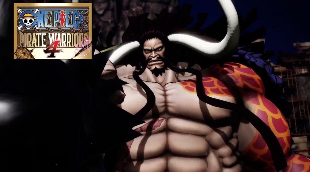 ONE PIECE: PIRATE WARRIORS 4 MENAMPILKAN KAIDO DAN CHARLOTTE LINLIN
